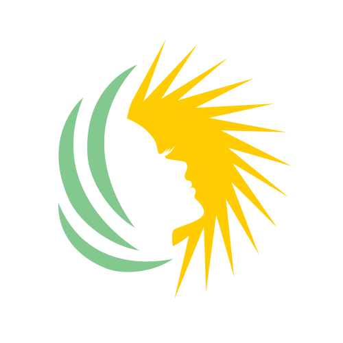 Sun Spa Face  Logo