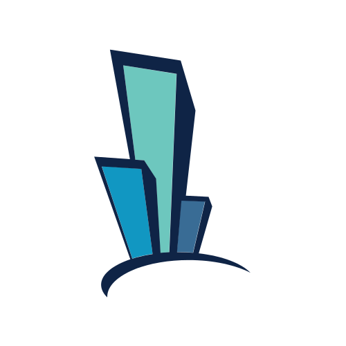 Three Skyscrapers Hill Logo