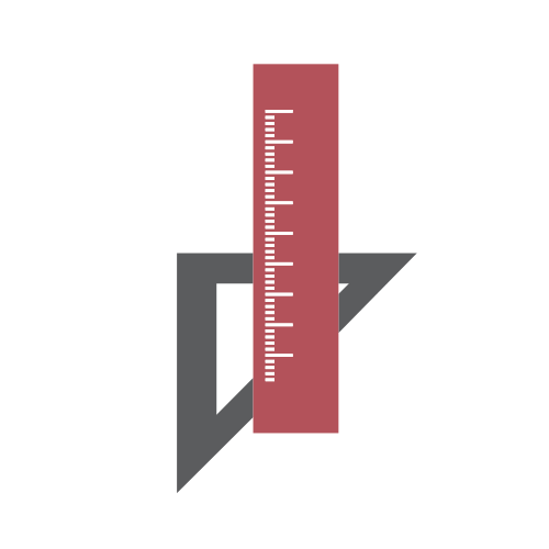Drawing Ruler Tools Logo