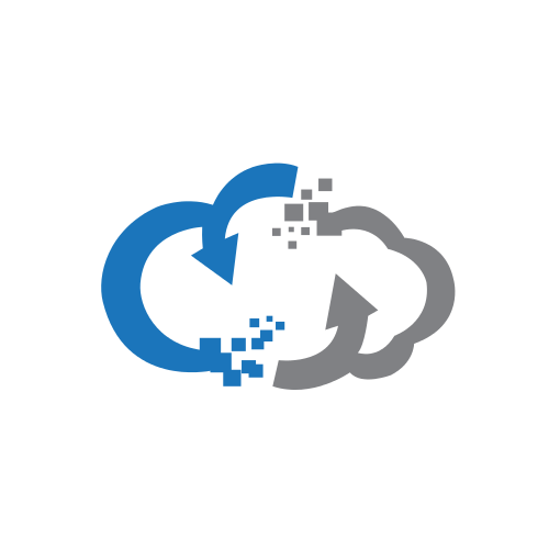 Pixels Communications Cloud  Logo