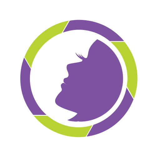 Purple Mirror Spa  Logo