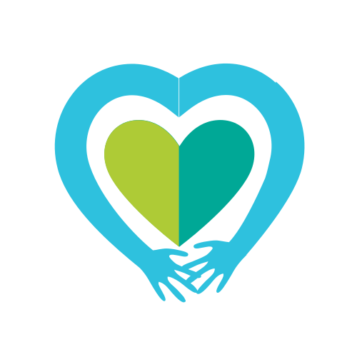 Arms Hands Heart Logo