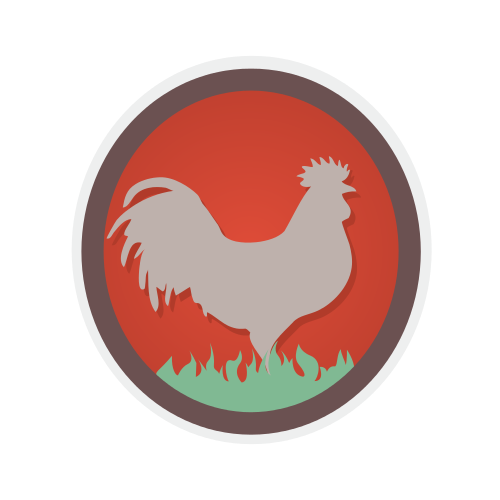Red Rooster Grass