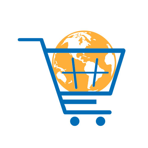 Globe Shopping Cart