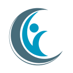Blue Person Logo