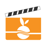 Orange Movie Clapper