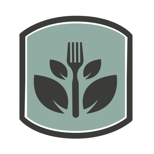 Fork Leaves Shield