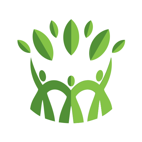 Green Agriculture Farmers  Logo