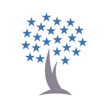 Blue Star Tree