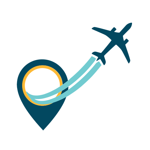 Travel Plan Ticket  Logo