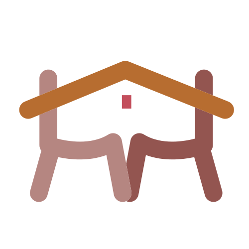Two Home Chairs  Logo