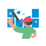 Cleaning Window Cleaner