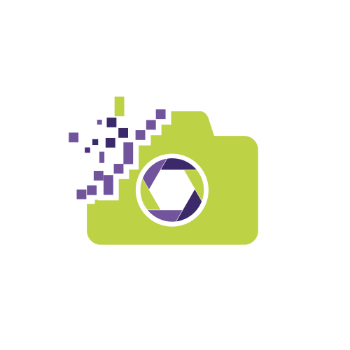 Pixels Camera Photography Logo Graphicsprings