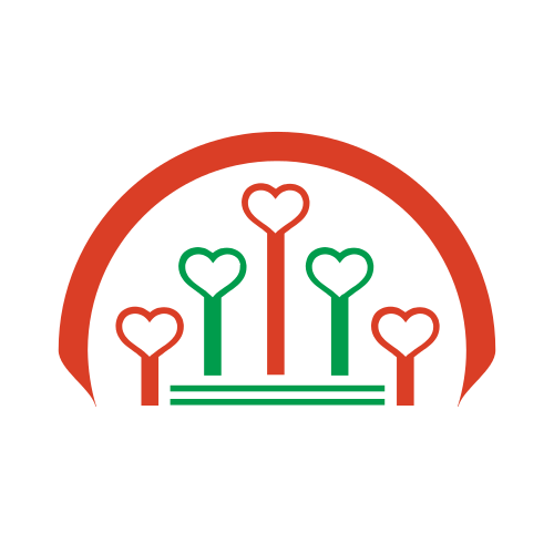 Five Hearts Dating  Logo