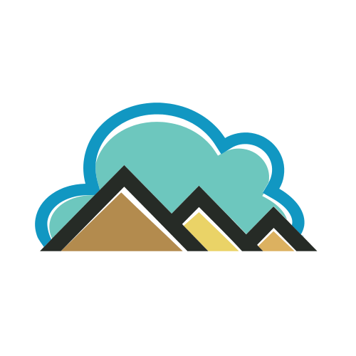 Big Pyramids Cloud Logo