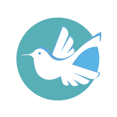 Bird Wings Flight  Logo
