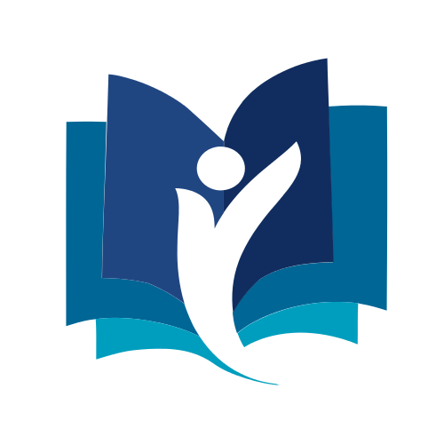 Book Pages Education  Logo