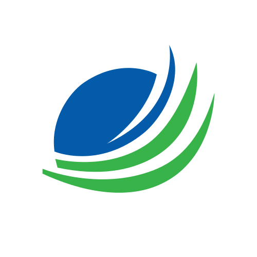 Green Field and Sky Logo