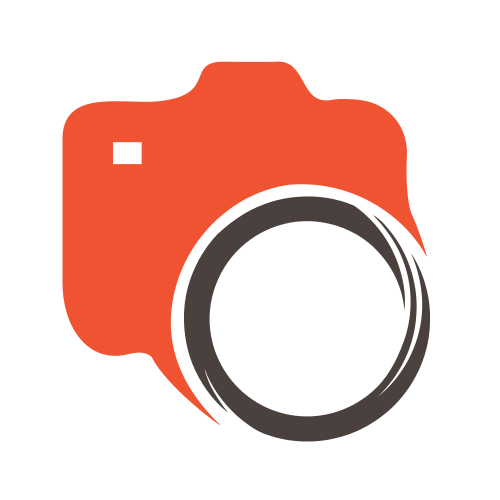 Orange Photography Camera