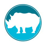 Blue Rhino Animal