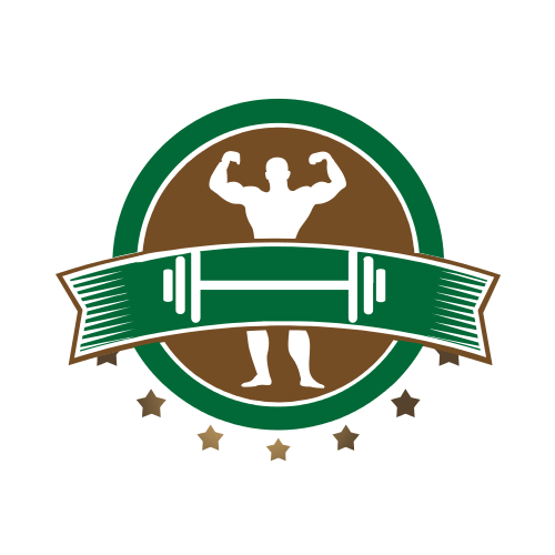 Weightlifting Sports Trophy