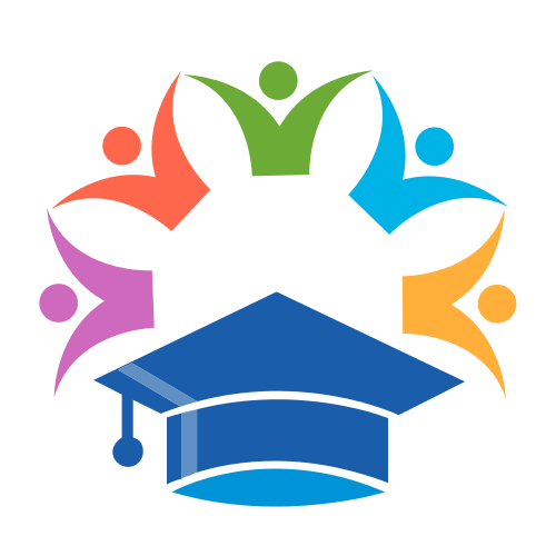 People Education Cap Logo