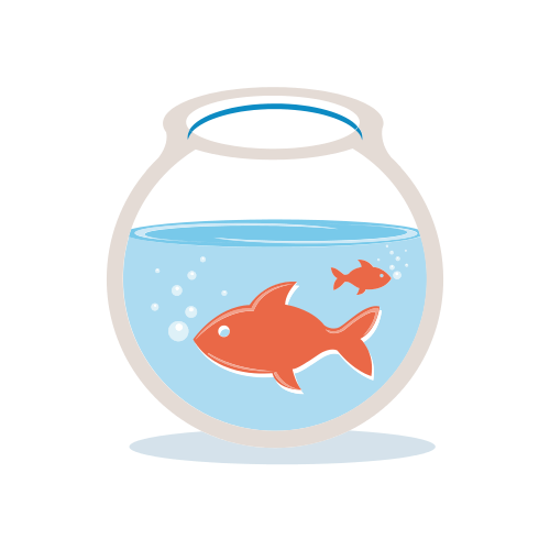 Two Fish Bowl Logo