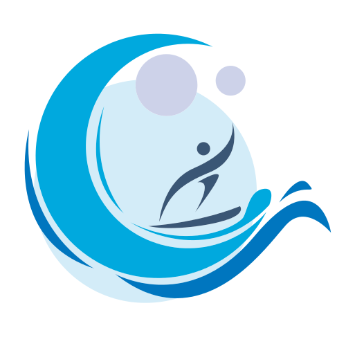 Big Wave Surfing  Logo