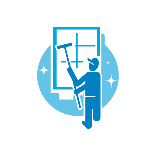 Office Window Cleaner  Logo