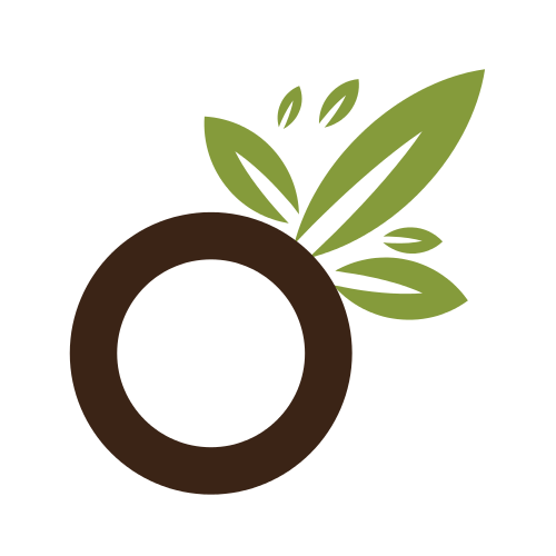 Abstract Fruit Agriculture  Logo