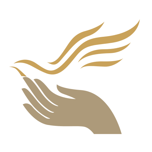 Hand and Wings