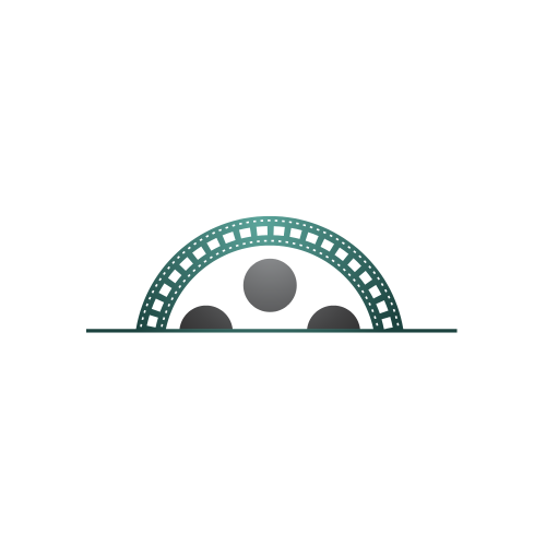 Half Photography Lens  Logo