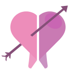Heart Love Arrow