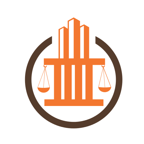 Corporate Law Scale  Logo