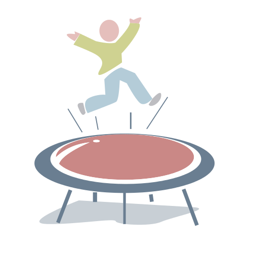 Jumping Child Trampoline