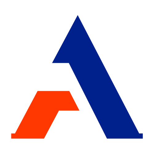 Letter A Pyramid