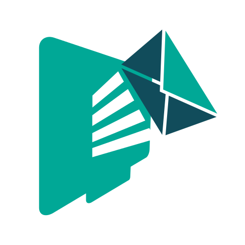 Green Email Logo