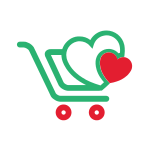 Heart Shopping Cart
