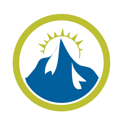 Sun Mountain Logo Logo