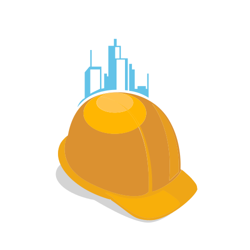 City Architecture Helmet  Logo