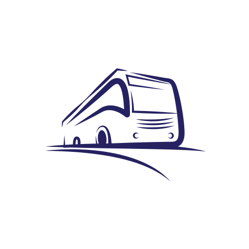 Coach Automotive Bus Logo
