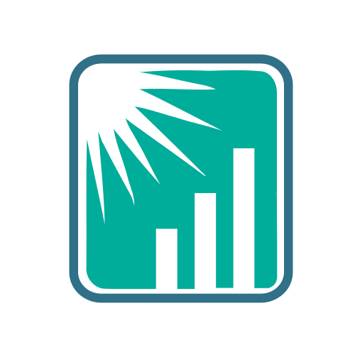Growth Accounting Chart  Logo