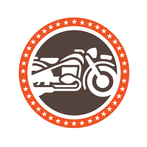 Motorcycle Star Circle